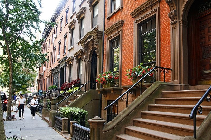Brooklyn Heights, loger à Brooklyn