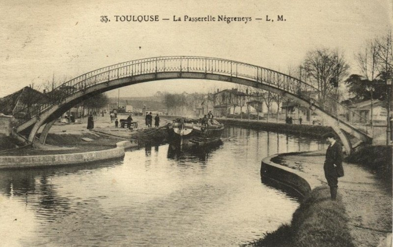 Canal du Midi, histoire