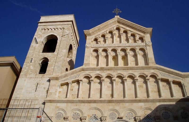 Cathédrale Santa Maria, Cagliari