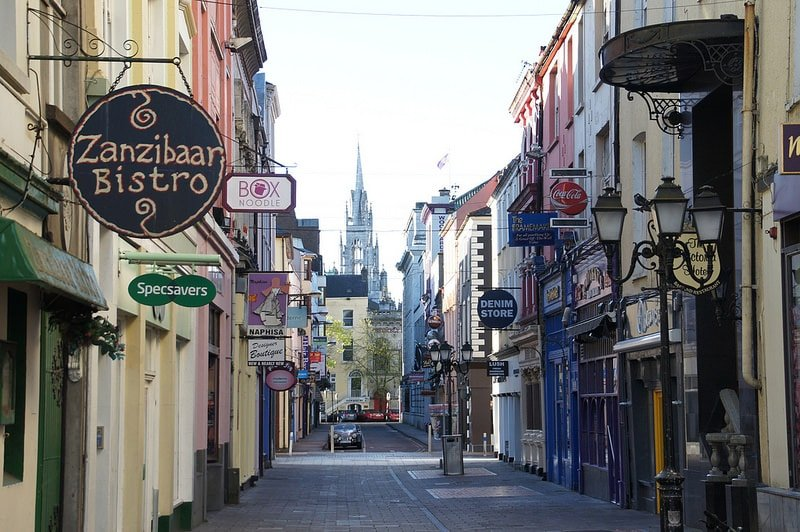 Centre, loger à Cork
