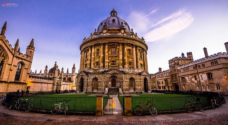 Centre, loger à Oxford