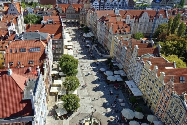 Les 9 choses incontournables à faire à Gdansk
