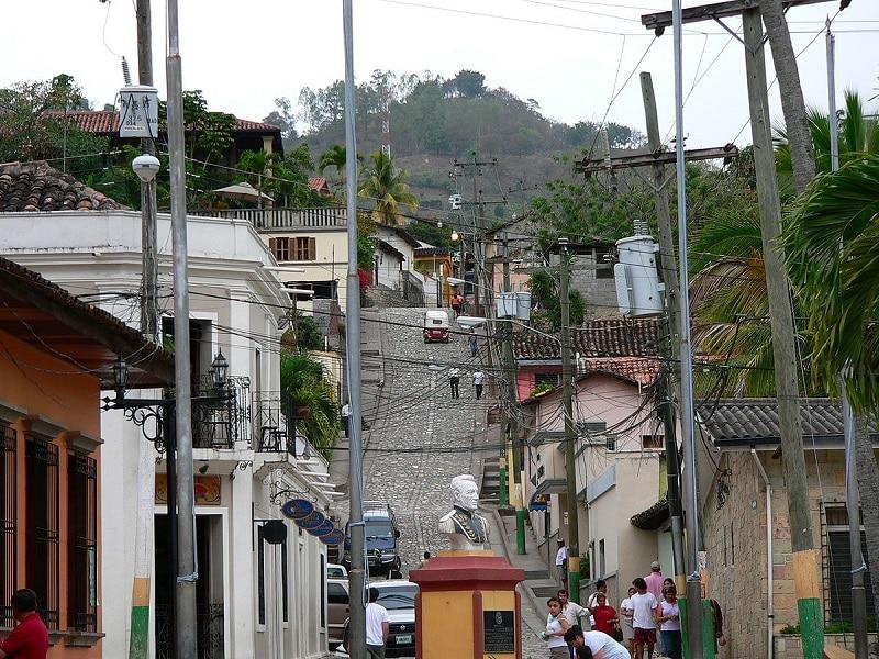 Visiter Honduras, Copan Ruinas