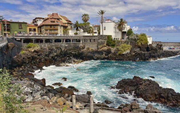 Dans quelle ville loger à Tenerife ?