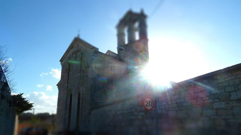 Eglise franciscaine de Pula