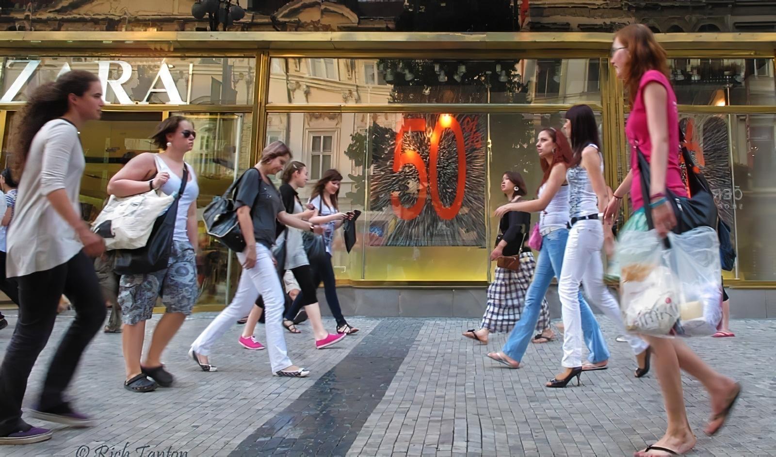 Où faire du shopping à Prague ?