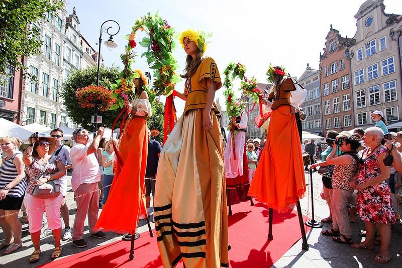 9 choses Incontournables à faire à Gdansk, foire sainte dominique