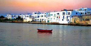 Guide voyage à Paros