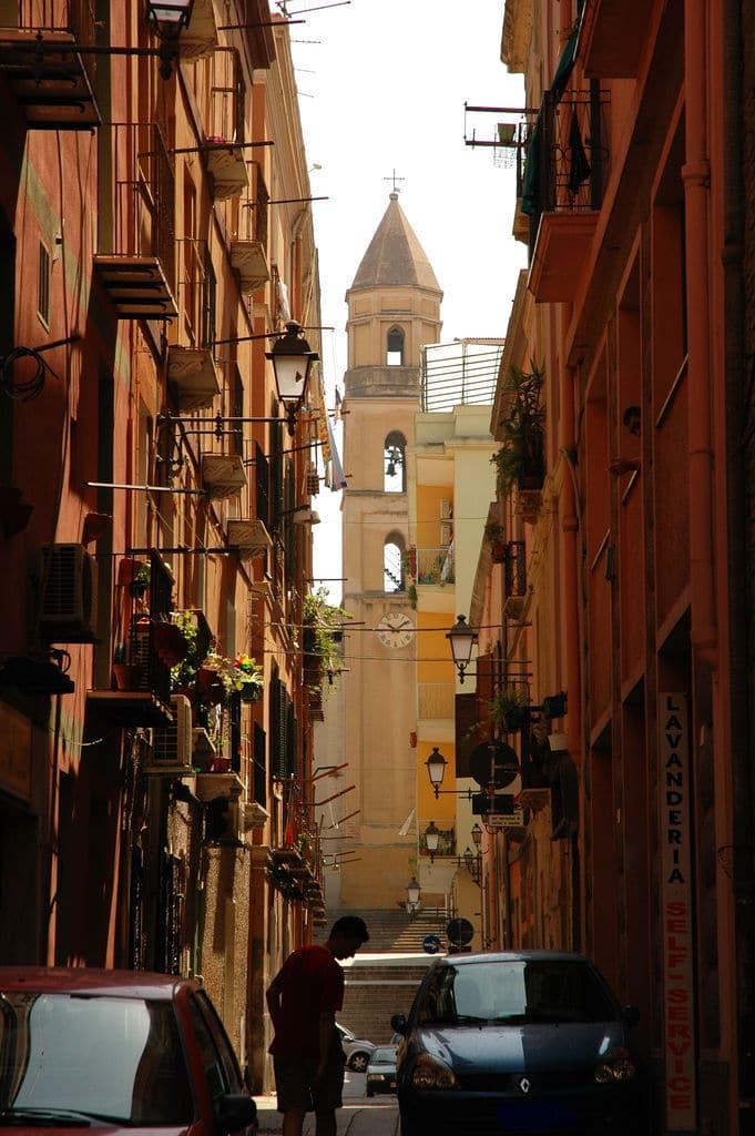 Il Castello, Cagliari