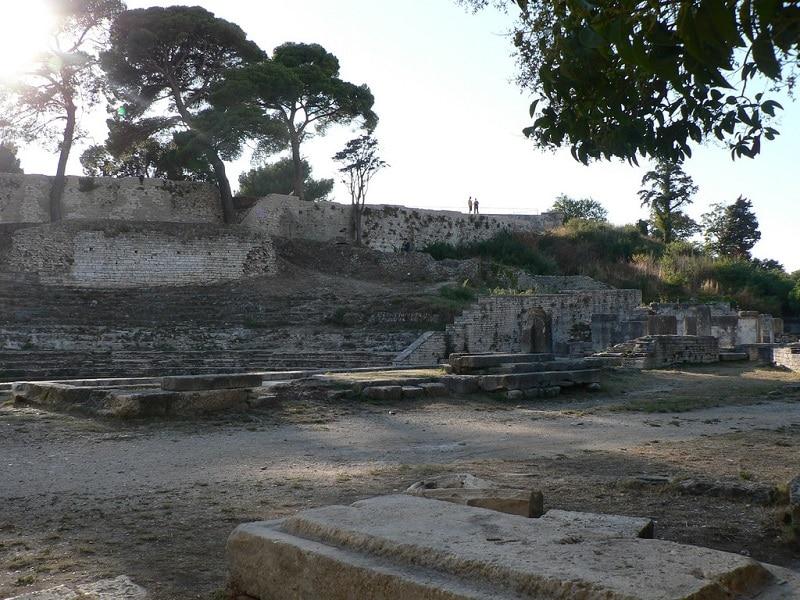 Kastel, forteresse de Pula