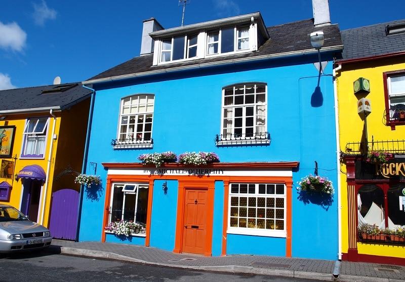 Kinsale, loger à Cork
