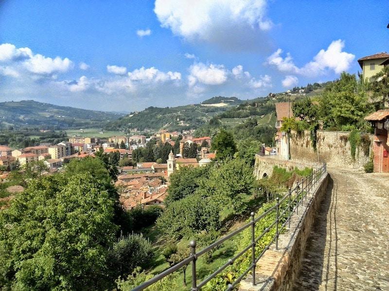 Loger à Asti, Villages alentours