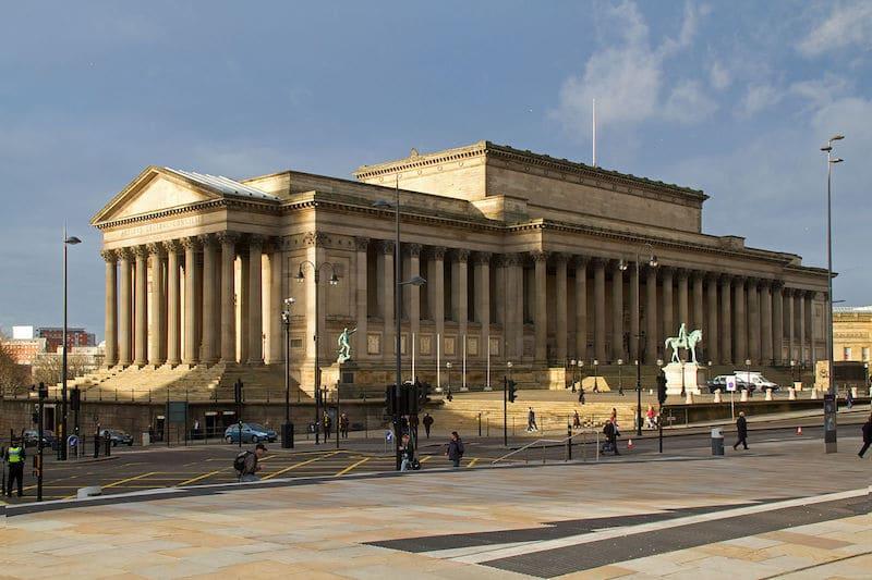 Loger à Liverpool, Saint George