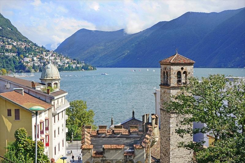 Loger à Lugano, Quartier Est