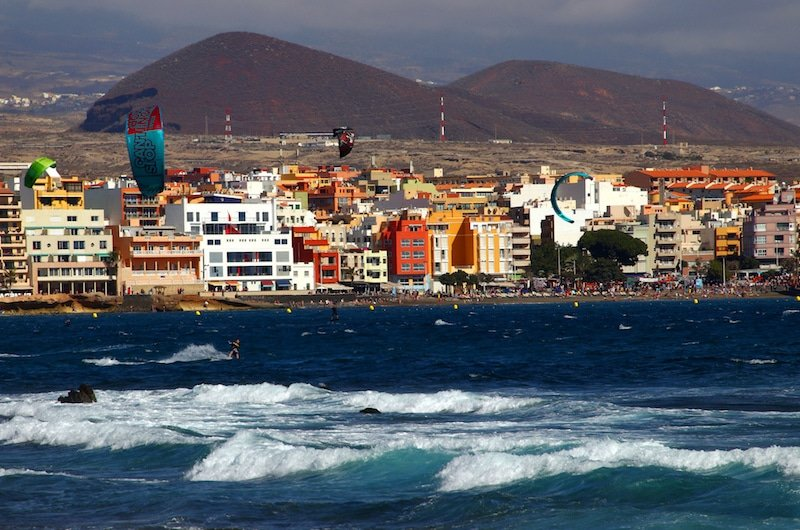 Loger à Tenerife, El Medano