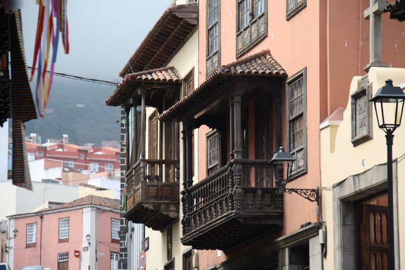 Loger à Tenerife, La Orotava