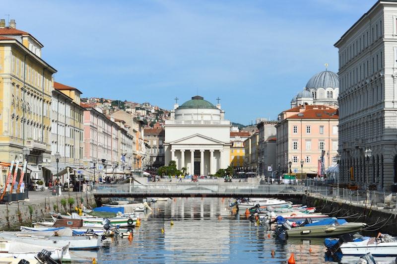 Loger à Trieste, Canal