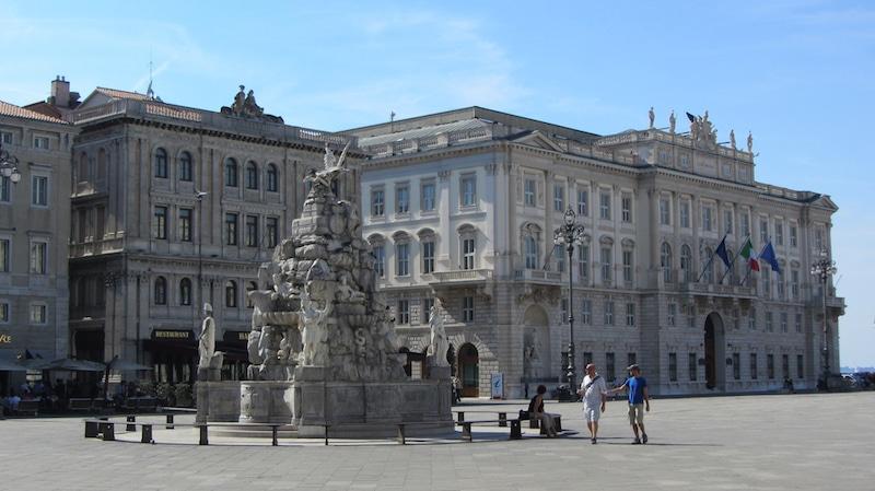 Loger à Trieste, Centre