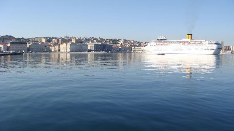 Loger à Trieste, Port