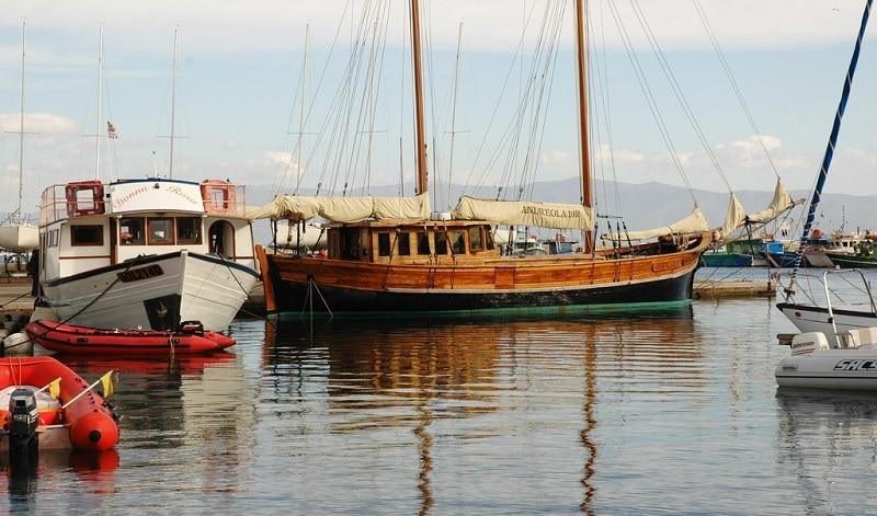 La Marina, Cagliari