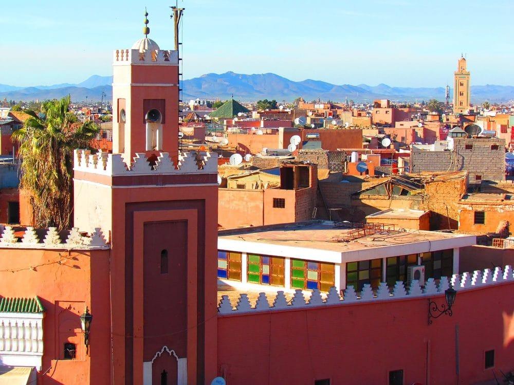 Une semaine à Marrakech en décembre à partir de 83€ par personne (Vol+Hôtel) !