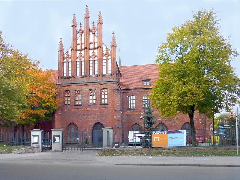 9 choses Incontournables à faire à Gdansk, musée national Gdansk