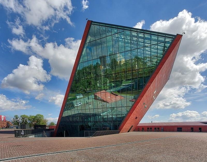 9 choses Incontournables à faire à Gdansk, musée seconde guerre mondiale