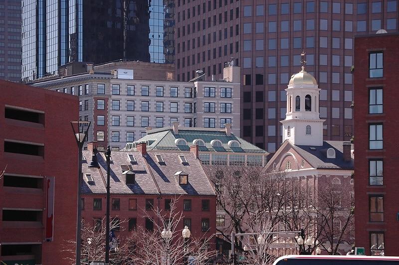 North End, loger à Boston