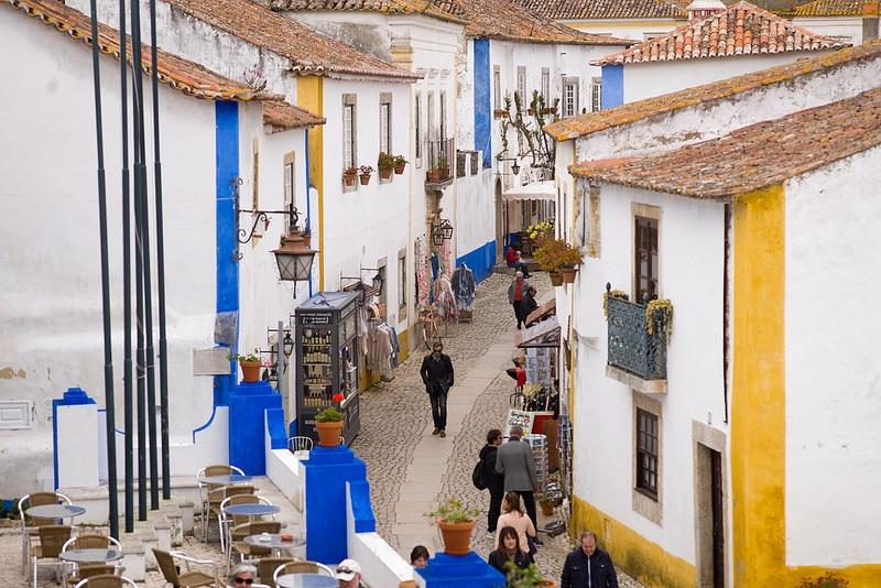 Obidos, visiter le Portugal