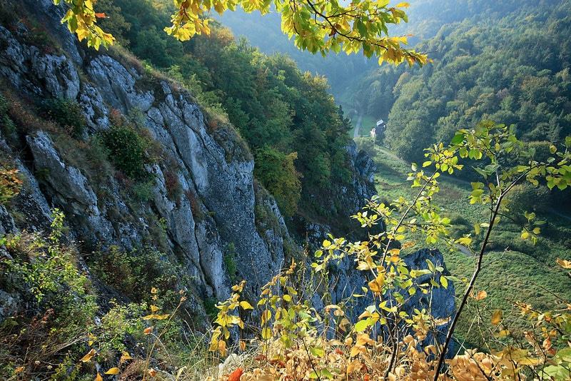 Ojcow parc-national, Pologne