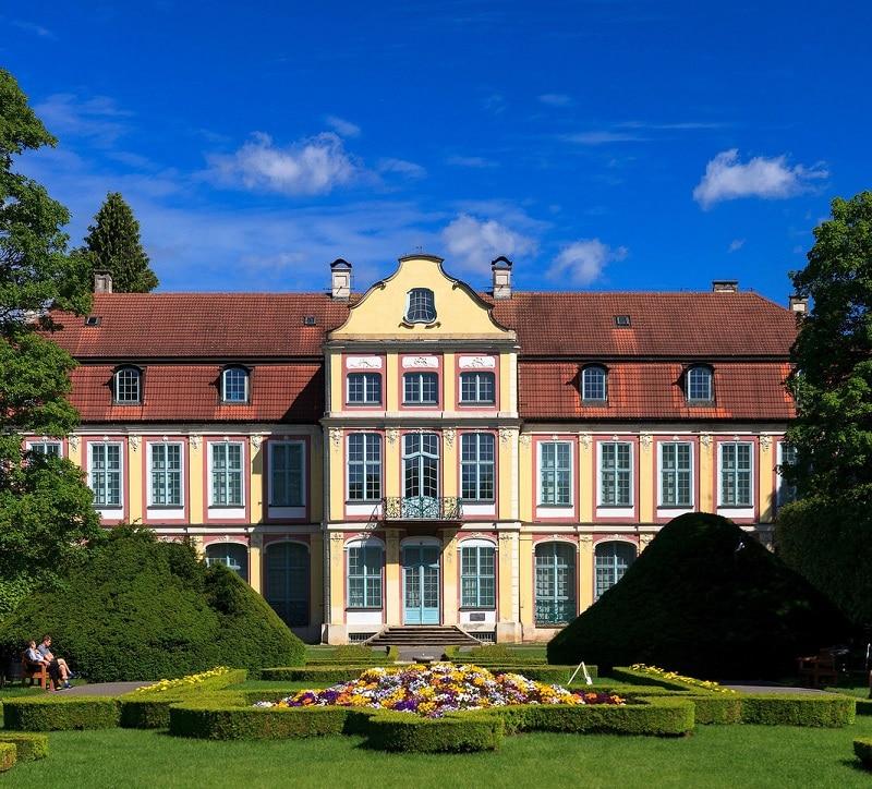 9 choses Incontournables à faire à Gdansk, palais des abbés