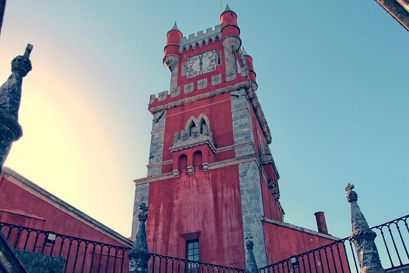 Les plus beaux endroits à visiter au Portugal, Palais national de Pena