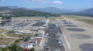 Parking pas cher à l'aéroport d'Ajaccio