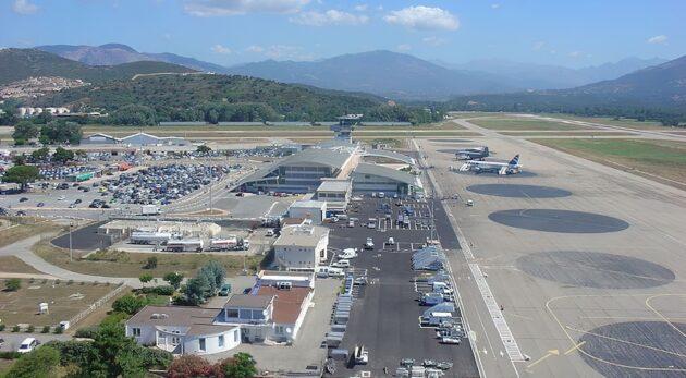 Trouver un parking pas cher à l'aéroport d'Ajaccio – Napoléon Bonaparte