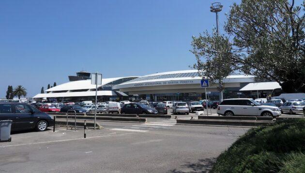 Trouver un parking pas cher à l'aéroport de Bastia – Poretta