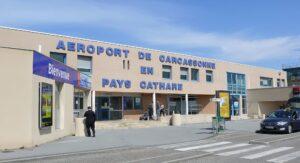 Parking pas cher à l'aéroport de Carcassonne