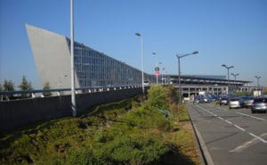 Parking pas cher à l'aéroport de Lille