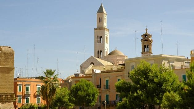 Parking pas cher à Bari : où se garer à Bari ?