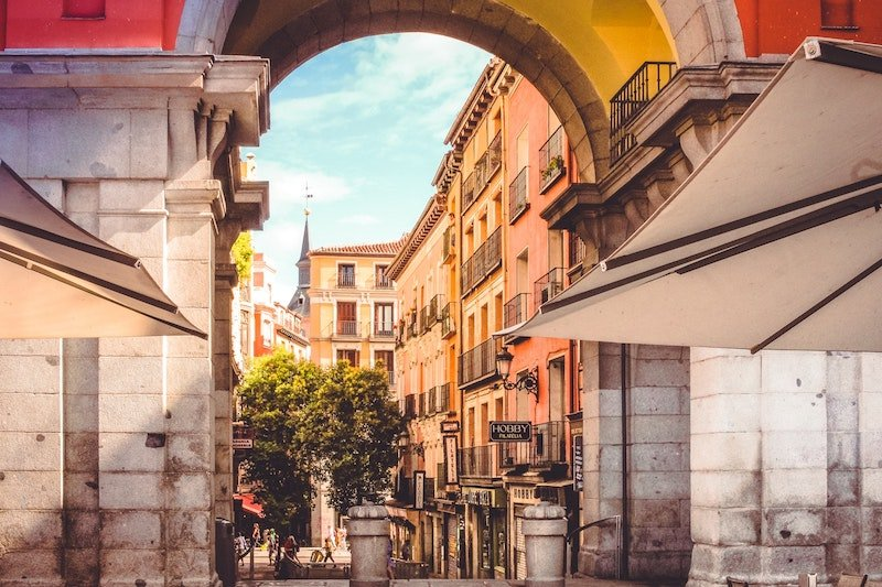 Où se garer à Madrid
