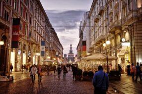 Parking pas cher à Milan
