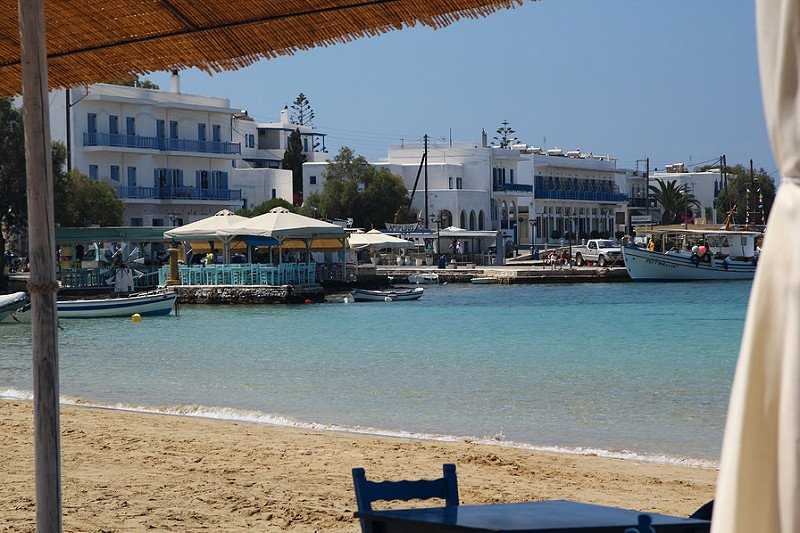 Piso Livadi, lodging in Paros