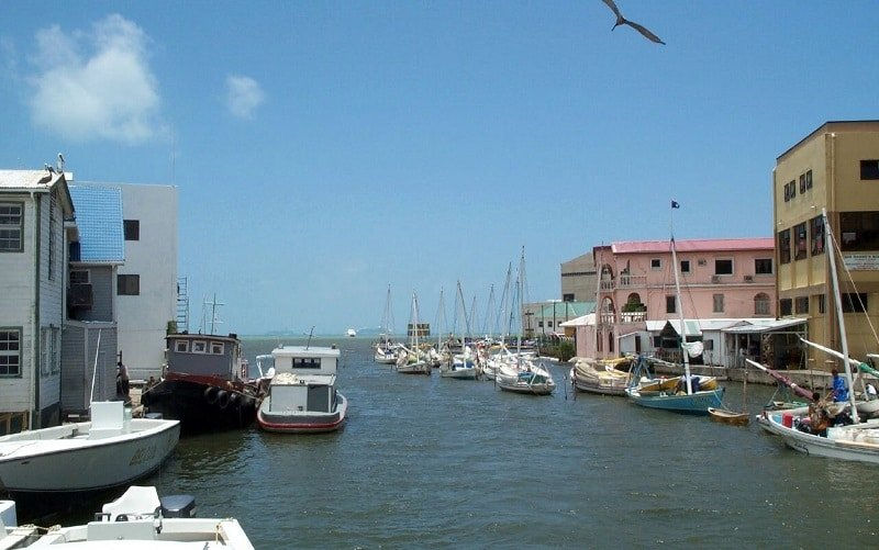 Port, loger à Belize City