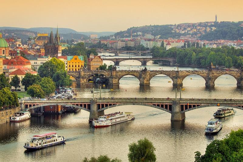 Prague, visiter la République tchèque