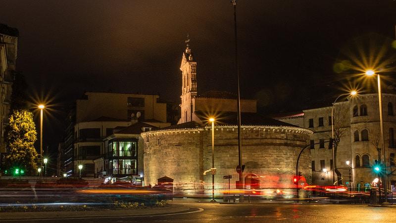 Puerta de Zamora, loger à Salamanque