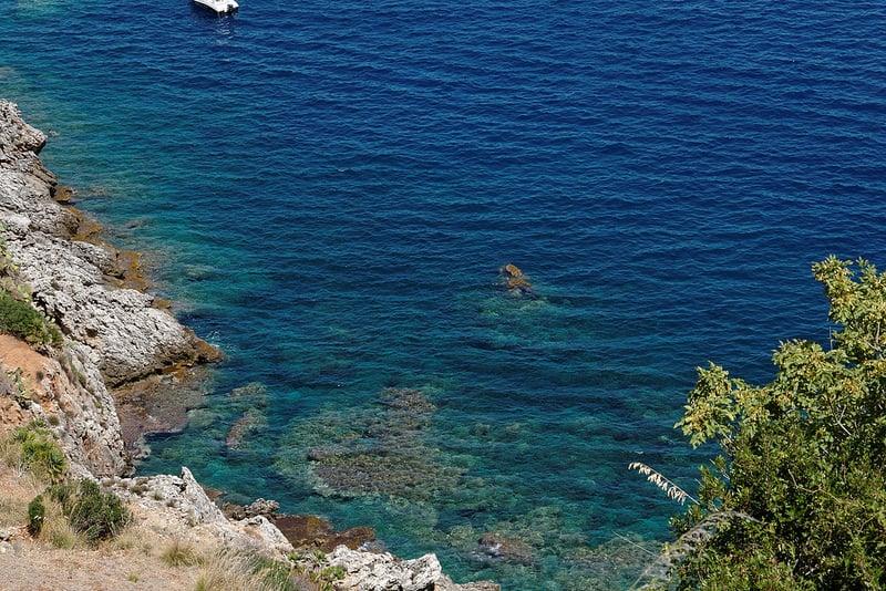 Les plages de Sicile où se baigner sans aucun touriste, Réserve Naturelle Zingaro