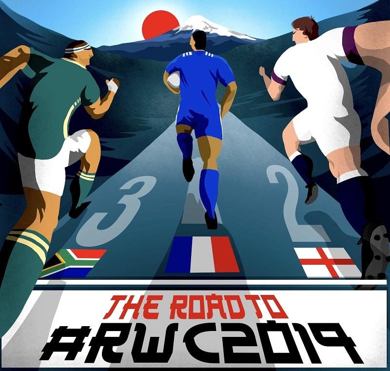 Organiser sa venue pour la Coupe du Monde de rugby au Japon en 2019