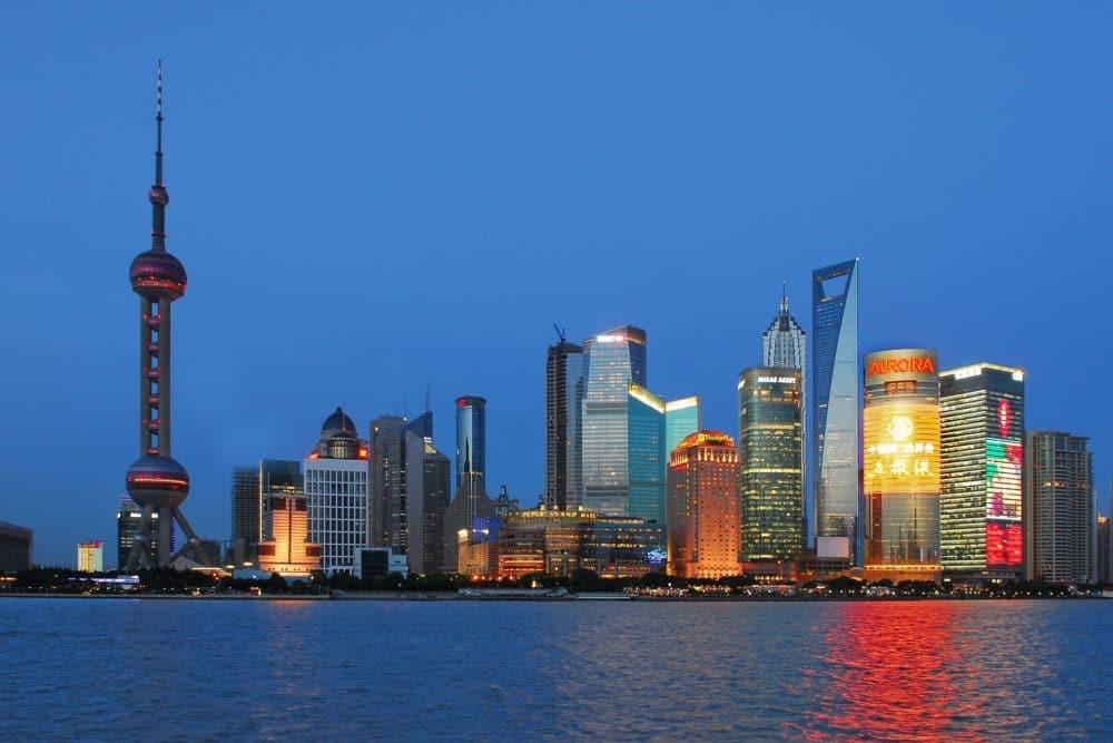 1 semaine à Shanghai avant les fêtes à partir de 427€ par personne (Vol+Hôtel)