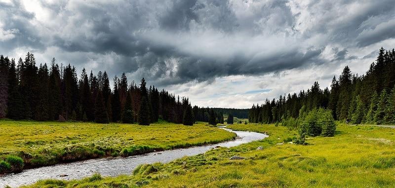 Plus beaux endroits République tchèque, sumava-national-park