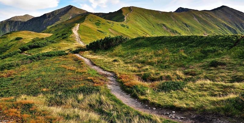 Tatras parc national, Pologne