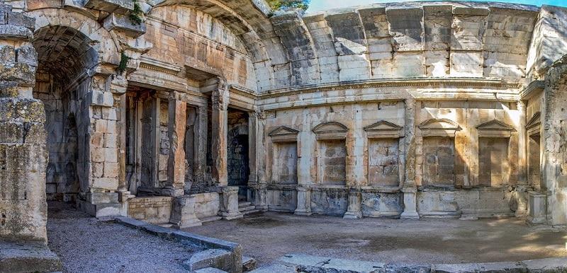 Les plus beaux endroits à visiter au Portugal, Le Temple de Diane